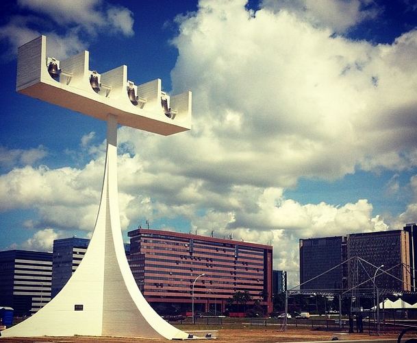 The Skies of Brasilia: an interview with João Almino