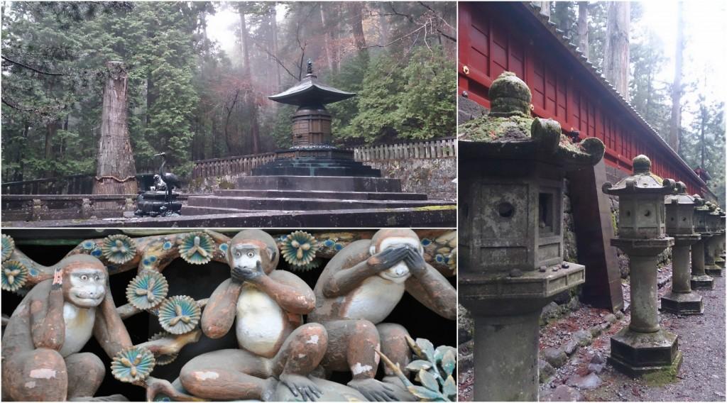Collage Nikko